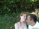 Guy Finds His Dad Banging His Girlfriend In The Forest
