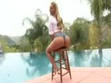 Blonde MIlf Anal Game 3