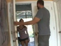 Teen Came To Ask For Help Wrong Neighbor Daddy