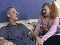 Old Pervert Took Advantage Over Sons Hot Wife