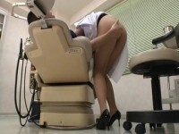 Lady Dentist Gets Swooped and Fucked By Immoral Patient at her Office