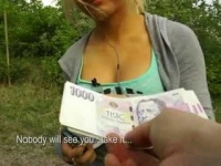 Teen Sells Her Asshole For Money