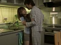 Attacking On Friends Wife Kyono Asuka In The Kitchen Is Terrible Way To Express Gratitude For Hospitality