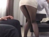 Smoking Hot Milf Boss Is Driving Crazy Her Teenage Junior Employee