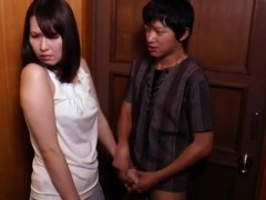 Blackmailed Milf Housewife Is Having Big Problem With Next Door Evil Teenage Boy