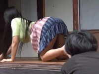 Neighbor Kid Gets Punished Neatly For Being Rude By Next Door Milf Housewife