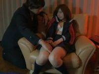 Japanese Schoolgirl Attracts Her Private Teacher Strange Way