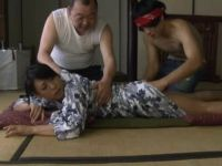 Stepmom Asks Husband and His Son For The Massage But Something Goes Wrong With The Kid
