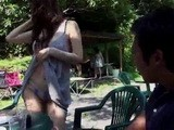 Unforgettable Picnic With Friend and His Slutty Wife
