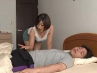 Neglected by Her Husband Hot Step Mother Couldnt Resist Sleeping Sons Boner