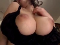Busty Milf With Spectacular Natural Boobs Gets Fucked at Her Office