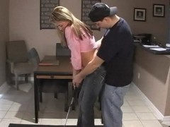 Golf Lessons To Stepmom Went Totally Wrong