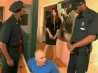 Wife Of Arrested Guy Gets a Hard BBC Anal Law Lesson From The Cops