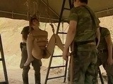 Horrible Gangrape Of War Prisoner In Military Camp