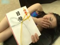 Cute Japanese Teen Gets Dared To Do Some Nasty Things For a Reward