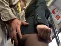 Hottie Yuma Asami Enters Wrong Bus