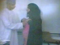 Pregnant Arab Hijab Woman Secretly Taped Doing Blowjob To Young Village Doctor